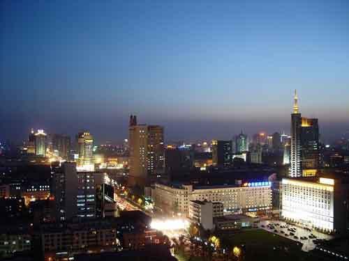 Zhengzhou's Nightview