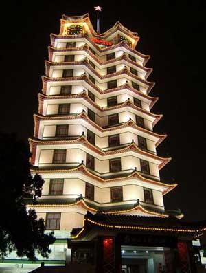 Erqi Memorial Tower