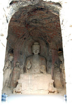 Middle Binyang Caves