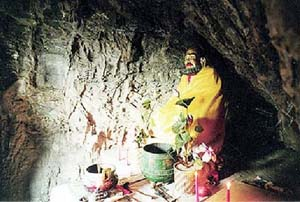 The Bodhidharma Cave