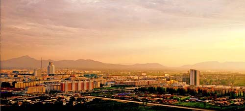 Zhumadian City