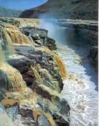 Hukou Falls
