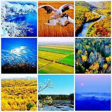 Beautiful Heilongjiang Province