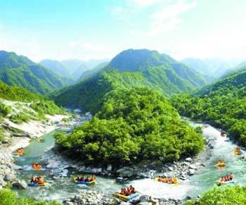 Baotianman Biosphere Reserve