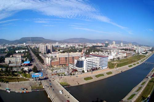Pingdingshan City