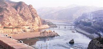 Sanmenxia Dam Overview