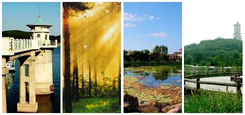 Jingyuetan National Forest Park