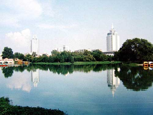 Zhoukou City