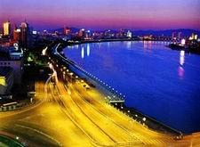 Jilin City Night View