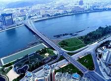 the Modern Jilin City