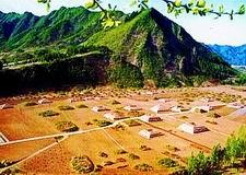 Koguryo Culthre Relics Scenic Area