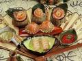 Raw Fish Dish