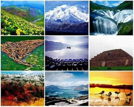 The perfect scenery in Jilin
