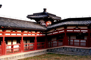 the Palace of Huainan King