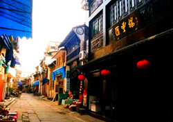 Tunxi Antique Street
