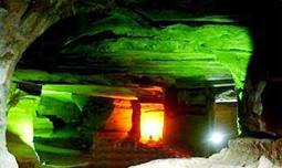 Huashan Mysterious Rock Cave