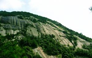 Zhangshan Canyon