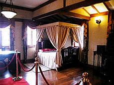 Bedroom of Pu yi