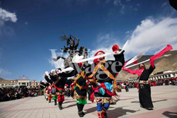 Gyêgu Tibetan Khampa Festival