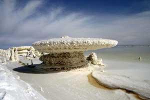 Qarhan Salt Lake