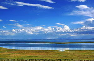 Ngoring Lake