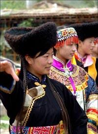 Huzhu Tu Minority Autonomous County