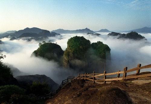 Unparalleled Mountain Wuyi