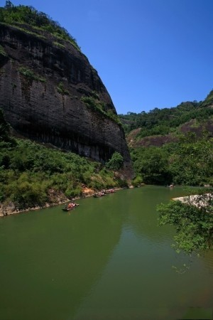 Mountain Wuyi View