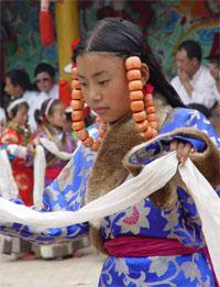 June Festival of Regong