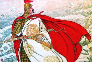 Picture of Zheng Chenggong