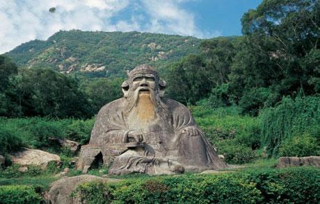 Quanzhou Daoist Statue