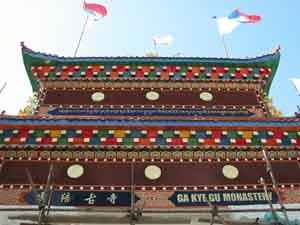 Jiegu Temple