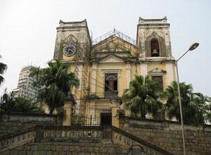 History of Macau