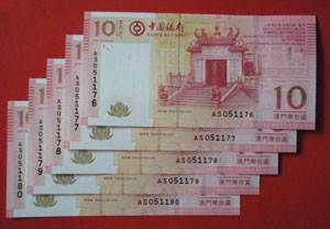 currency of Macau