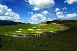 Geography of Qinghai