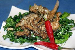 chili fish