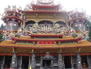 Shoujhen Temple