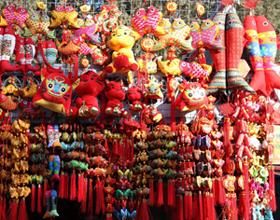 Baiyunguan Temple Fair