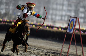 Tibet New Year 2013