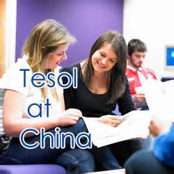 Tesol in China