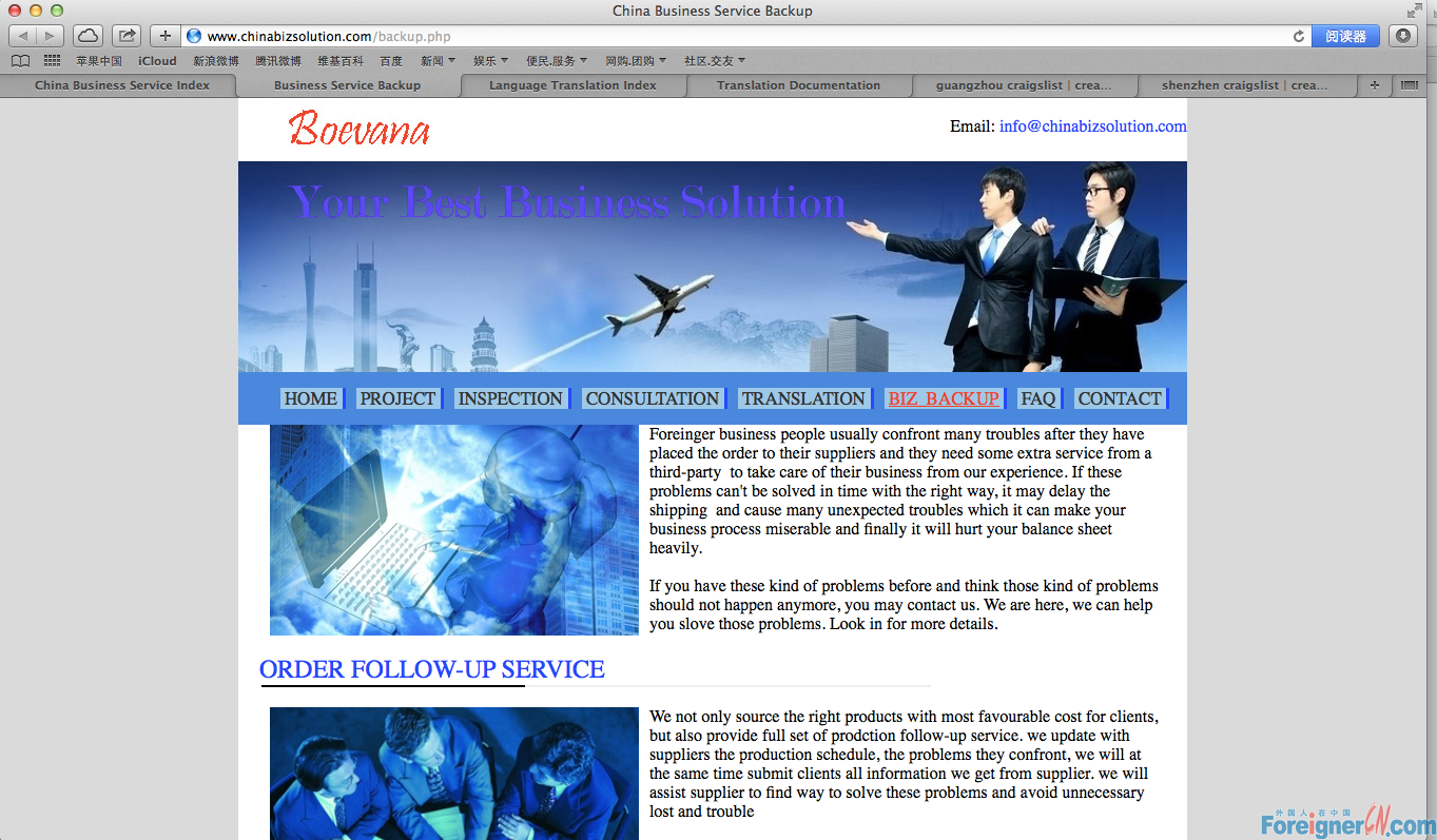 all Kinds of Business Service Available, Check my Web for Details