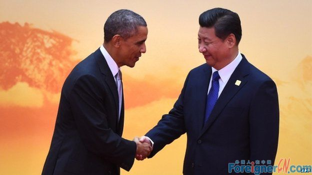 APEC,US And China in Extend 10 years Visa Deal.