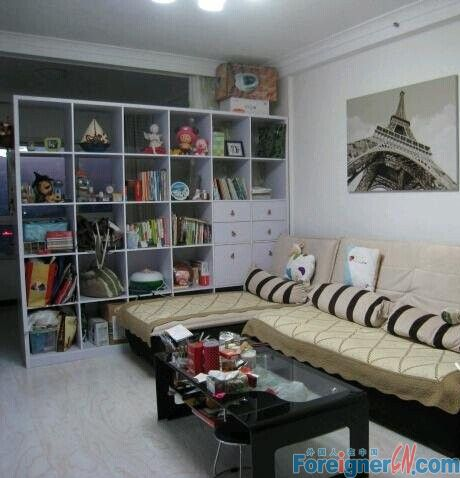 Heping Plaza 2 bed apartment for rent