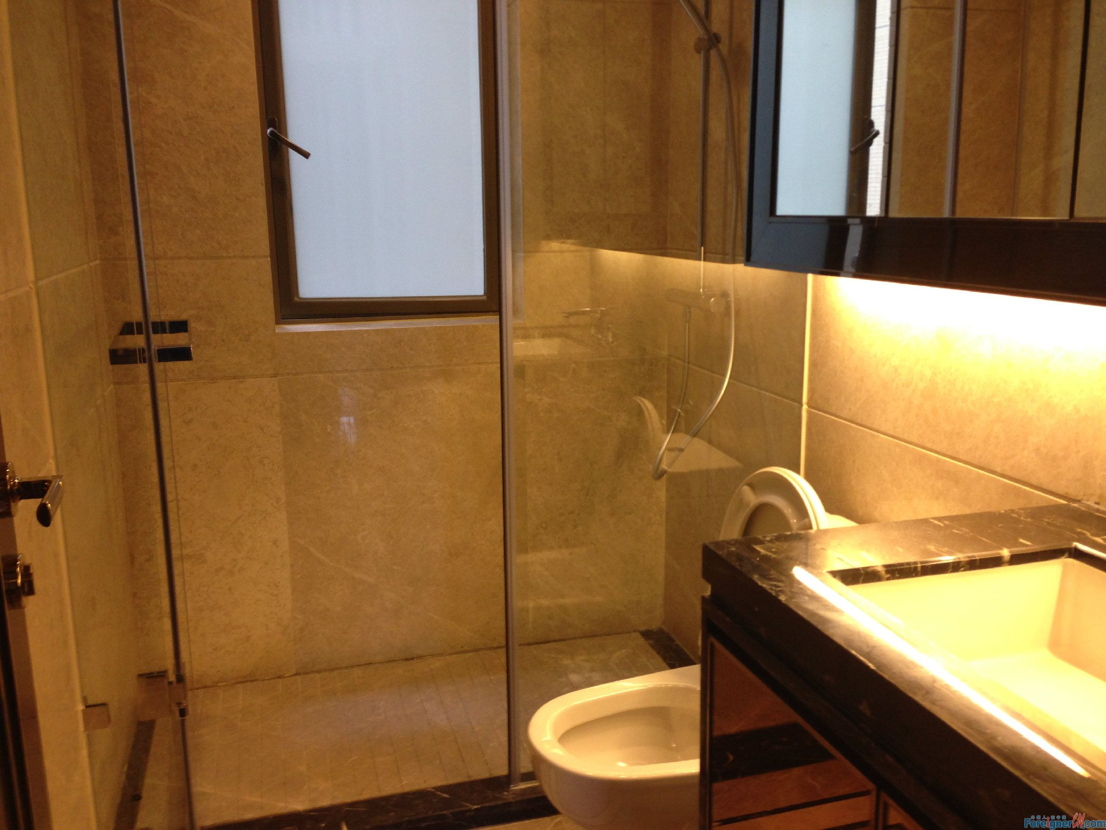 brand new 2 BR apt Facing zhujiang park in Liede ,ZJNT ,GZ