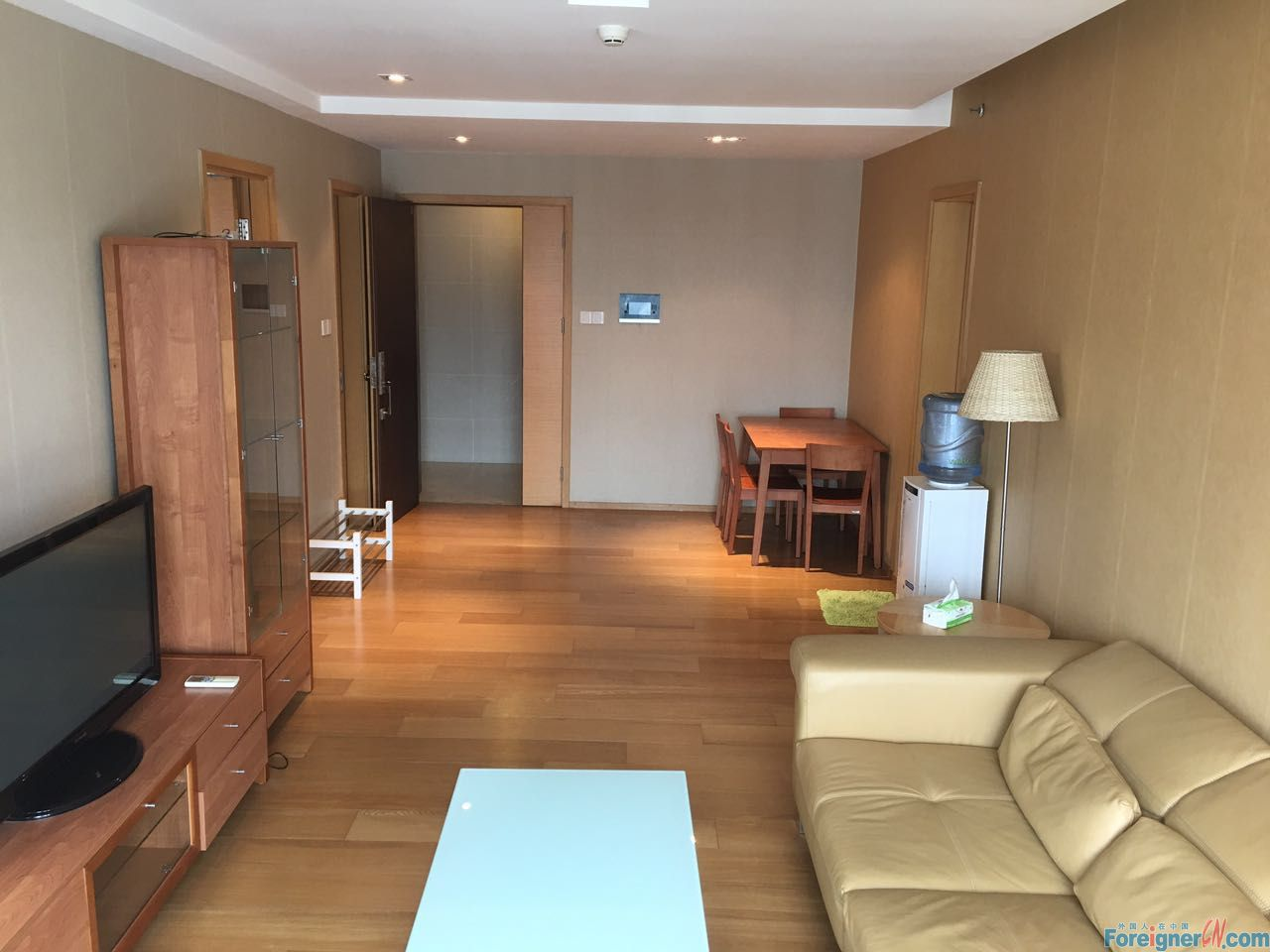1BR-apt modern and super new in Starry winking (has keys )