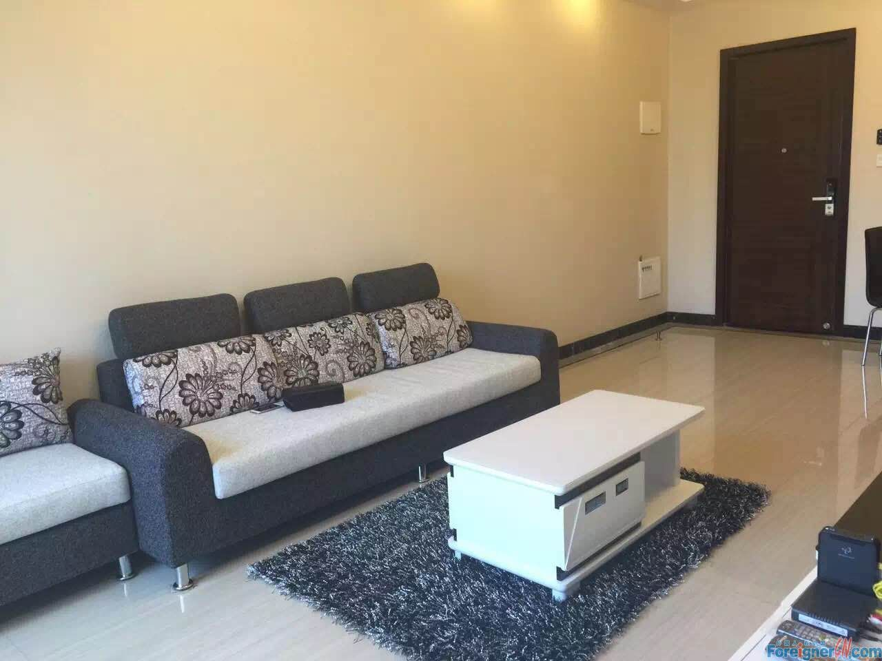 2Br-apt modern and brand new view zhujiang park in Liede