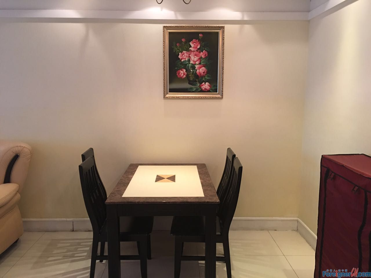3BR-apt NEW and very clean with very good price in Huali Rd. Zhujiang new town