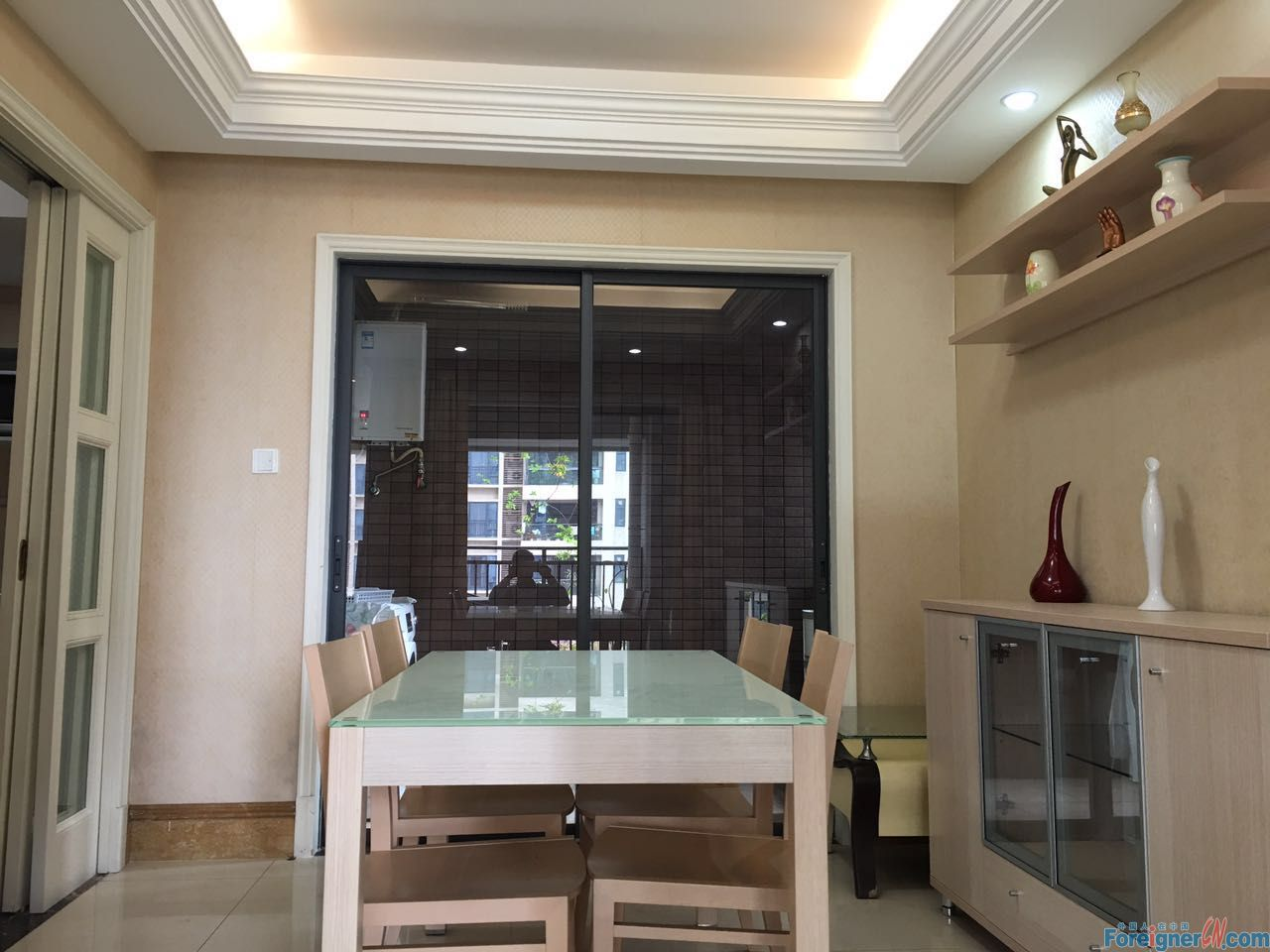 3BR-apt new and modern furniture Near American Consulate