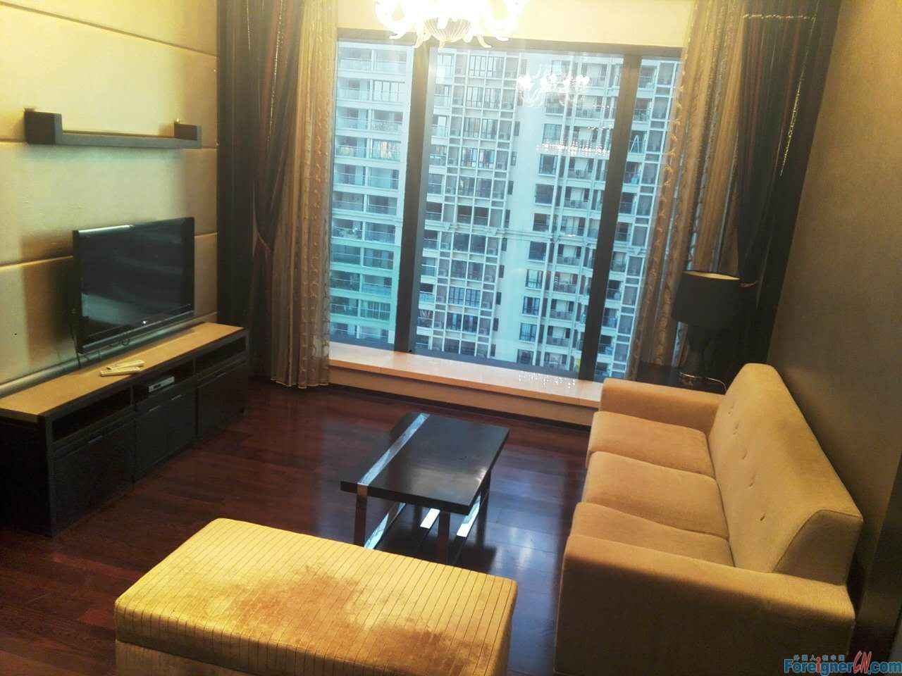 W Hotel Serviced apartment【领峰】very morden apt,so cozy and have a good view,new avaliable