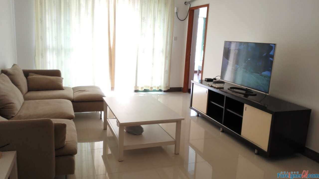 NOW AVAILABLE new furniture Western style in a big compound  near Zhujiang new town MTR
